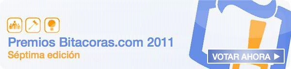 Vota a Vivir Europa en los premios Bitácoras.com 2011.