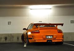 Porsche GT3rs. (Bjorn van Es) Tags: orange nikon 911 porsche es van bjorn gt3 997 nrburgring nrburg d90 18105mm