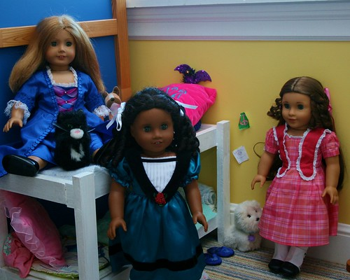 Natalia (Just Like Me doll), Cecile and Marie-Grace