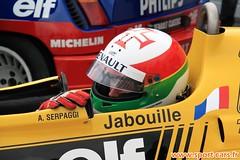 Carlos Tavares pilotage F1 5
