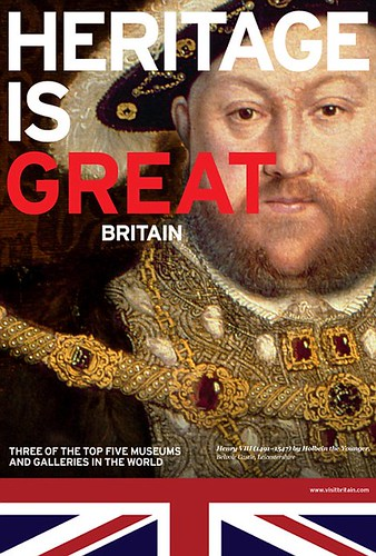Heritage is Great: Britain Promotional campaign