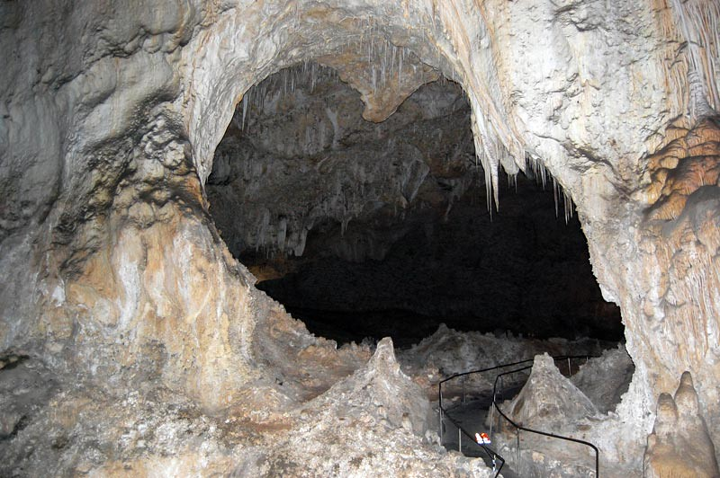 Carlsbad Caverns big room