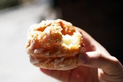 cruller @ donut pub