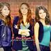 BFF ♥ Demi Lovato , Miley Cyrus & Selena : DD