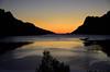 afterglow in Ersfjordbotn   ( explore ) (John A.Hemmingsen) Tags: sunset sky sun seascape nature landscape norge nikon clear nordnorge troms ersfjordbotn nikkor1685dx nikond7000 blinkagain aboveandbeyondlevel1 aboveandbeyondlevel2 aboveandbeyondlevel3