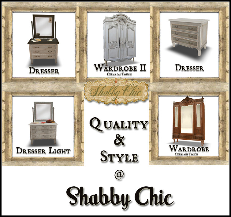 Quality and Style at Shabby Chic