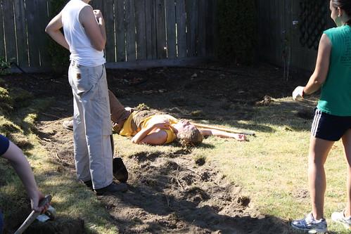 Woman Down
