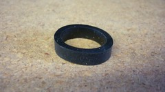 Cissell F374 plastic thrust washer #800-17