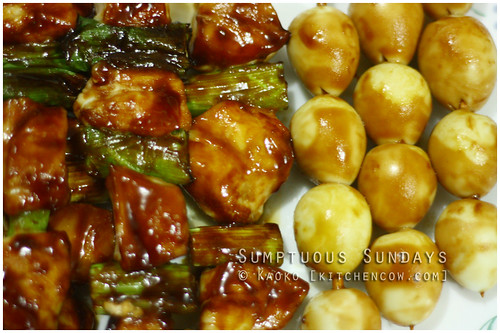 Sumptuous Sundays: Yakitori and Barbecued Quail Eggs