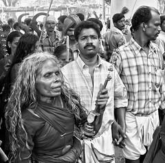 A Tasteful of Trance at Kodungaloor Bharani in Kerala (Anoop Negi) Tags: portrait woman india lady temple photography for photo media image photos delhi indian bangalore creative kerala images best indie po mumbai anoop indien trance inde negi インド 印度 índia photosof הודו 인도 kodungaloor ezee123 bharani độ intia الهند ấn bestphotographer هندوستان индия bhagavathy imagesof anoopnegi індія بھارت индија อินเดีย jjournalism ינדיאַ ãndia بھارتấnđộינדיאַ indiã