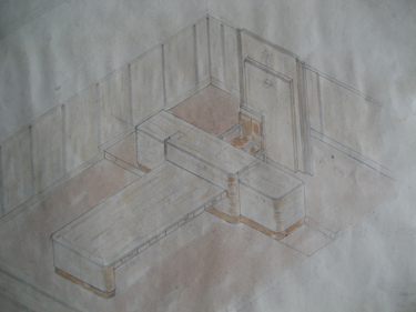 Furniture Sketch, PMTH