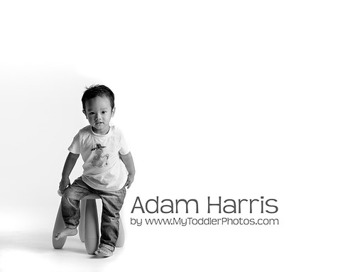 Adam Harris by MyToddlerPhotos