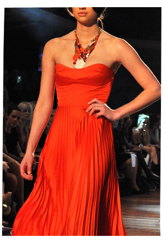 Perth Fashion Festival 2011 - Aelkemi