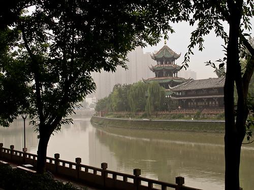 Inner city temple
