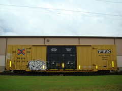 TBOX (brayndayn) Tags: train fun freight yah