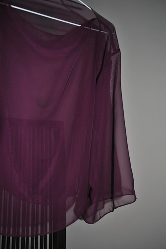 Easy Breeze Blouse, Hanging
