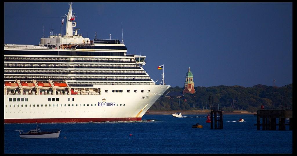 MV Arcadia