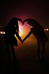 ♥ (María Granados) Tags: love fashion lights luces heart amor teenagers teen corazon