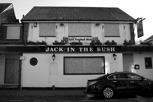 The Jack In The Bush / Military Arms