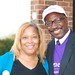 Saundra Adams & Luther T. Falls Jr.