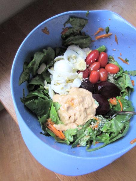 A Salad Meal