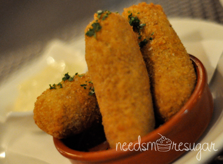 Biero Bar Food - Croquettes