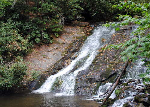 Indian Creek Falls, Smoky Mountains