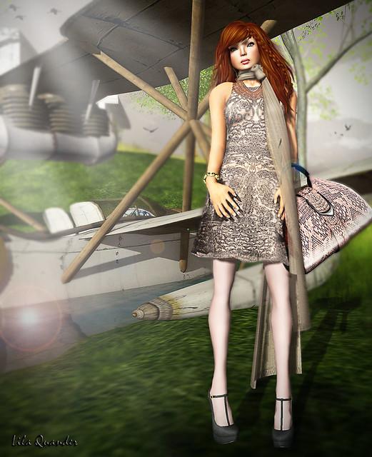 Mimikri - Valeska - Taupe & >TRUTH< Agnes 3