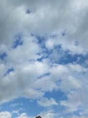2011/10/01の空の写真