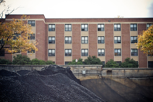 Virginia Tech Coal Plant Situated 50ft From Student Dorms