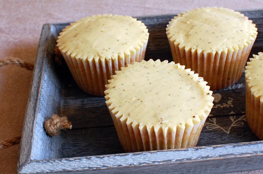 Jasmine Tea Cupcakes
