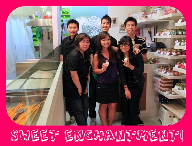 Sweet Enchantment Group Photo