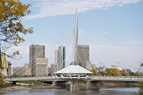 Esplanade Riel Winnipeg 2