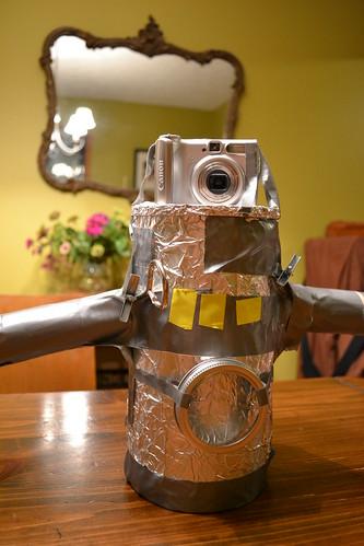 robot by john by ellajohn