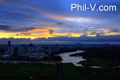 Colors and Sky (Phil-V.com) Tags: sunset portrait sky cloud sun storm color art colors beautiful beauty weather skyline clouds sunrise wow wonderful dark fun amazing cool nice interesting artwork warm artist skies artistic awesome creative adorable sunsets stormy vietnam explore viet stunning imagine imagination sunrises elegant storms saigon interest exciting hcmc fascinating imaginative outstanding vn fascinated sgn loveley fascinate cloudsawesome