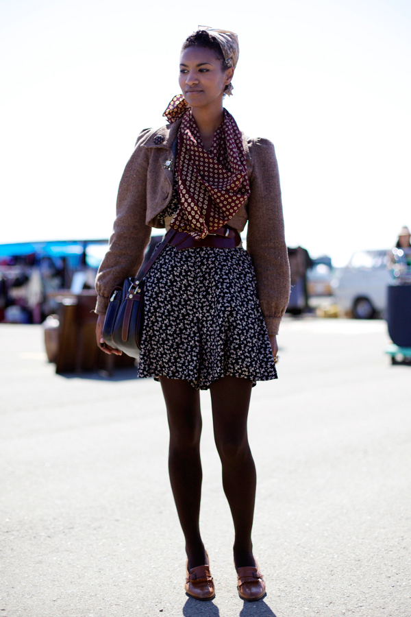 calivintage: street style at the alameda flea market