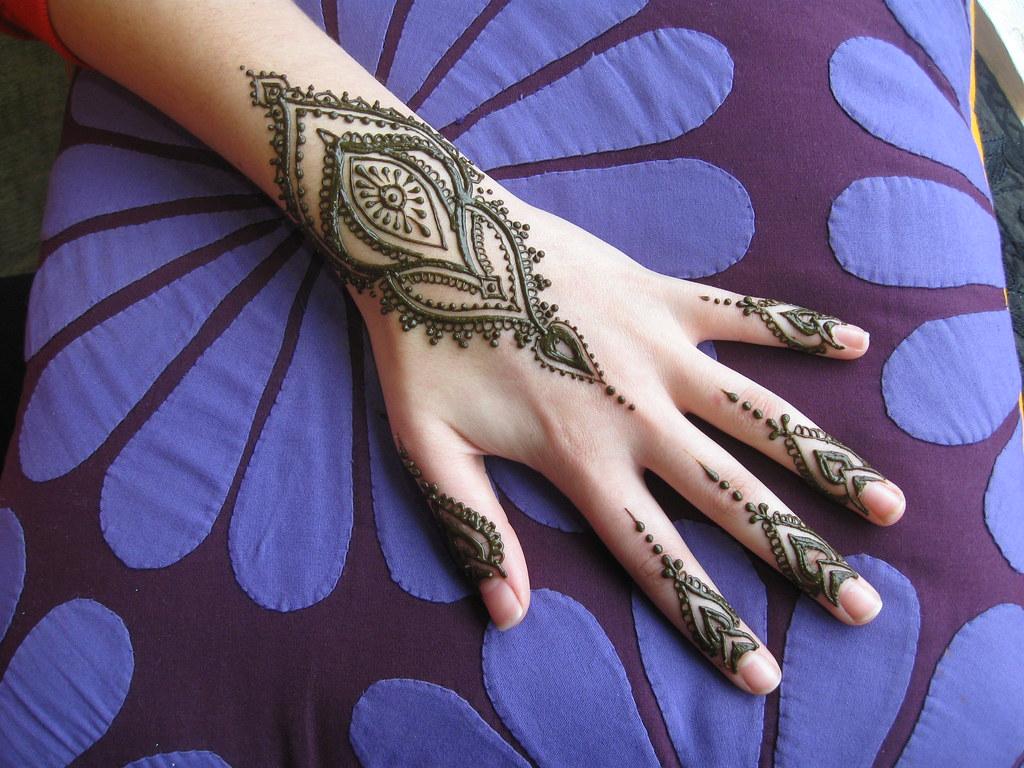 Mehndi Tattoos For Wrist : How d printing will revolutionize henna tattoos bioprinters