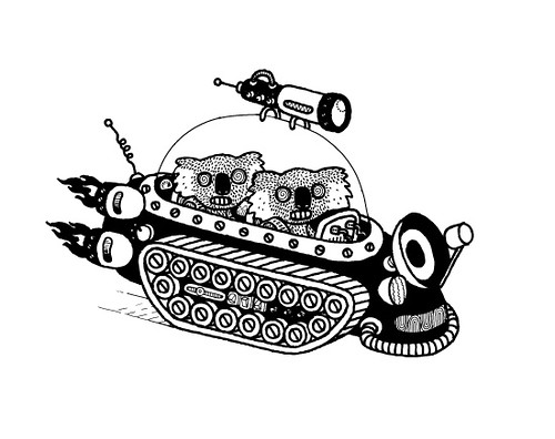 Koala Tank