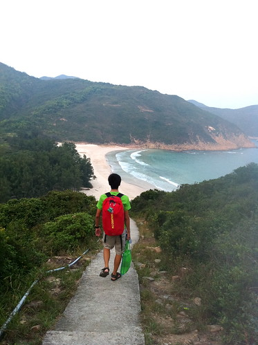 the walk squad - MacLehose Trail stage 1