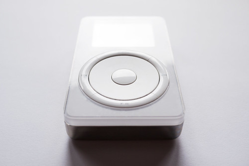 My First iPod by splorp, on Flickr