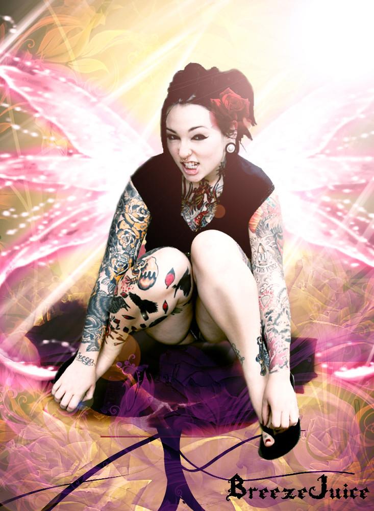 Hot tattoo girl porn-7994