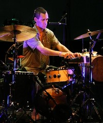 Cyril (steph77700) Tags: music france seine concert drum percussion electro session et cyril marne seineetmarne cuizines atef chelles