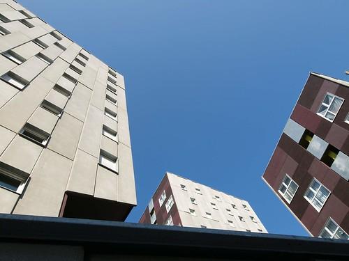 70 viviendas VPO Rekalde, Bilbao 17