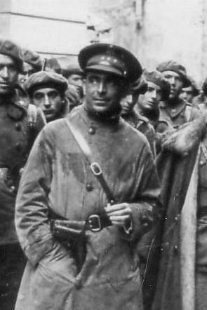 Miguel Gallo Martínez, fusilado en Alicante el 15/06/1939