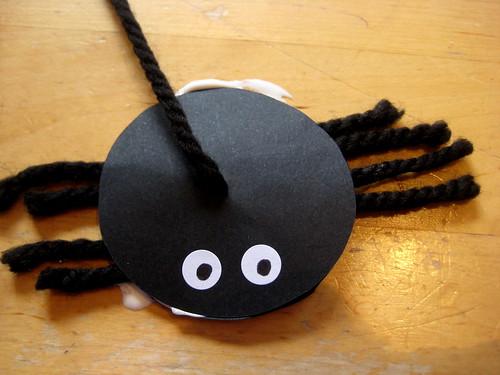 spider craft easy