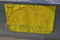 indignati24 (redazionearticolo10) Tags: milano proteste giovani piazzaduomo globalizzazione indignati 15ottobre2011