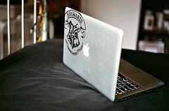 MacBook.Film (kyliejohnston16) Tags: film apple bed laptop room harry potter harrypotter hogwarts slytherin hufflepuff gryffindor ravenclaw macbook