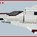 "Colonial Viper Mk. II • <a style=""font-size:0.8em;"" href=""http://www.flickr.com/photos/44124306864@N01/6258396865/"" target=""_blank"">View on Flickr</a>"