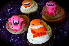 It's a Monster Cupcake Mash!