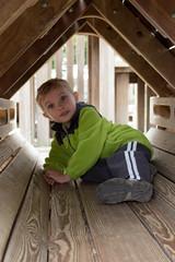 Surprise! (Craig Dyni) Tags: park boy playground colin finn patriarchepark dyni